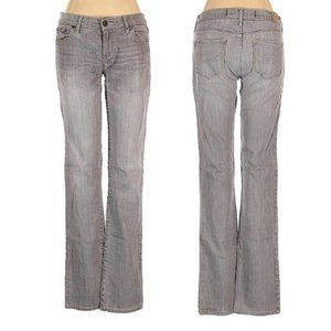 🌺 Abercrombie & Fitch Gray Perfect Stretch Jeans